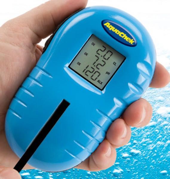 AquaChek TruTest - Digitaler Teststreifen-Leser pH Messgerät