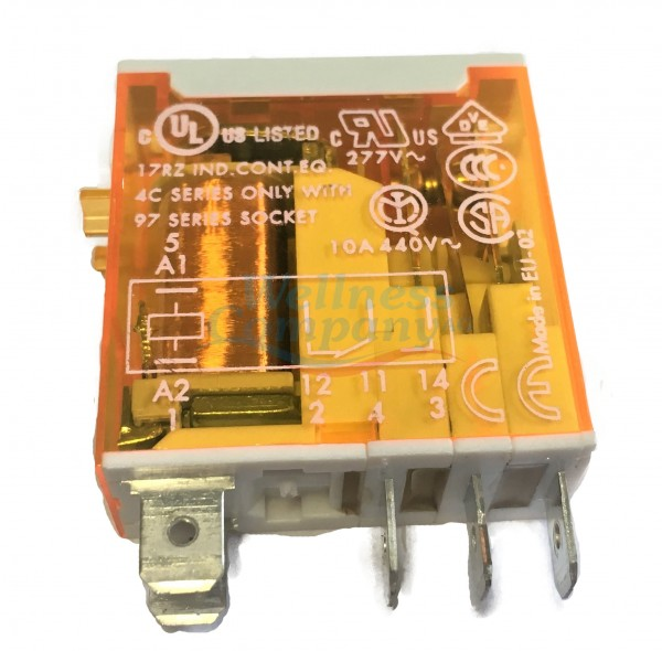 Relais für Whirlpool-Pumpe EMG Motor