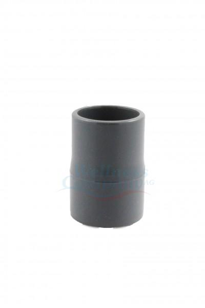 PVC Reduziermuffe 63/50 x 50mm PN16