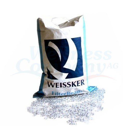 Glasperlen für Schwimmbad Filteranlage - Sack à 20kg