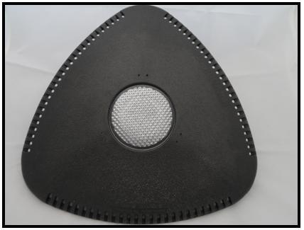 Hydropool Self Clean Foot Plate Dunkelgrau