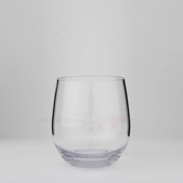 Wasser/Wein Kunststoff-Glas 40cl