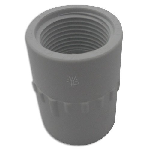 "PVC 3/4"" Gewinde Adapter SxFPT"