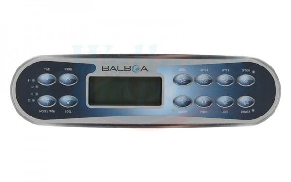 Balboa Whirlpool Steuerung ML900 Topside Display + Aufkleber